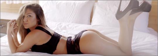פרסומת בוניטה דה מאס - הלבשה תחתונה