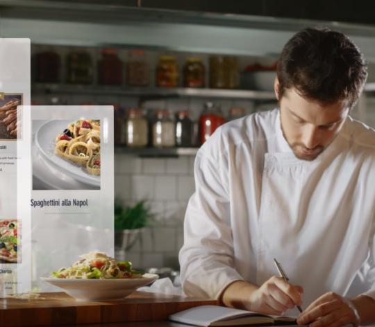 פרסומת - וויקס מסעדות